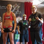 Rose Namajunas vs. Kathina Catron