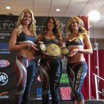 The Phoenix Girls (Rob Tatum/The MMA Corner)
