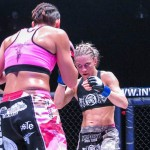 Barb Honchak claimed Invicta gold in April (Jeff Vulgamore/The MMA Corner)