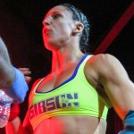 Julia Budd picked up another win under the Invicta banner in April (Jeff Vulgamore/The MMA Corner)
