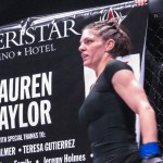 Lauren Taylor (Jeff Vulgamore/The MMA Corner)