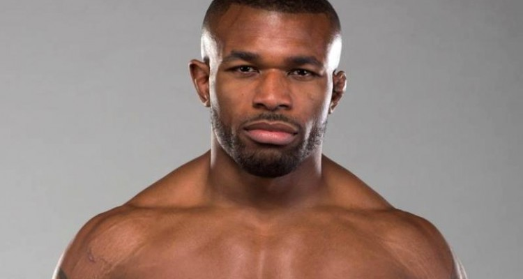 Gilbert (Jamal) Smith (The Ultimate Fighter)