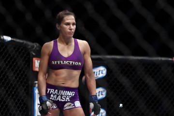 Cat Zingano (Esther Lin/MMA Fighting)