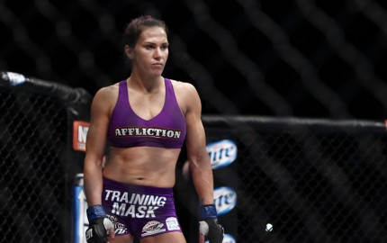 Cat Zingano staked claim to the No. 1 contender for Rousey's belt (Esther Lin/MMA Fighting)