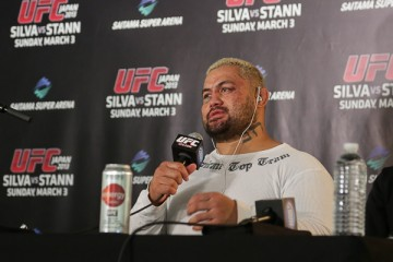 Mark Hunt is one victory away from UFC gold (Taro Irei/Sherdog)