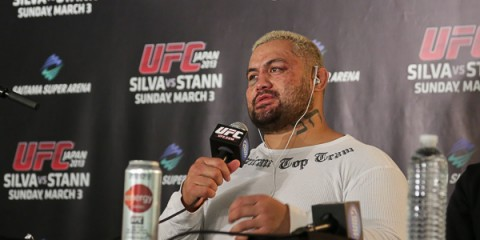 Mark Hunt (Taro Irei/Sherdog)