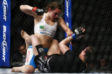 Davis (Esther Lin/MMA Fighting)