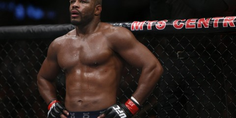 Rashad Evans (Esther Lin/MMA Fighting)