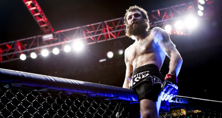 Michael Chiesa (Esther Lin/MMA Fighting)