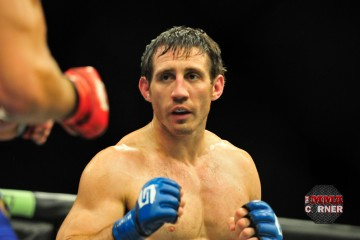 Tim Kennedy (Phil Lambert/The MMA Corner)
