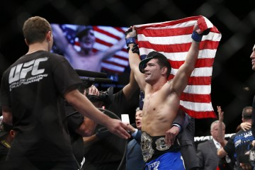 Chris Weidman (Esther Lin/MMA Fighting)