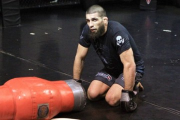 Court McGee (Jeff Sherwood/Sherdog)