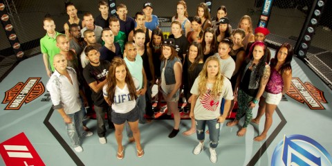 TUF 18 Cast (Zuffa, LLC)