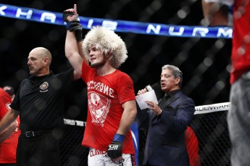Khabib Nurmagomedov (Esther Lin/MMA Fighting)
