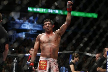 Gilbert Melendez (Esther Lin/MMA Fighting)