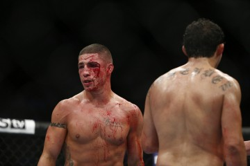 Diego Sanchez (L) (Esther Lin/MMA Fighting)