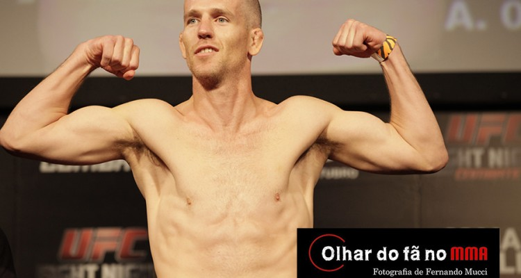 Garett Whiteley (Fernando Mucci/Olhar do fa no MMA)