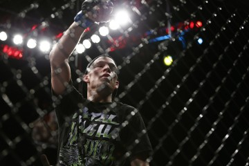 Nate Diaz (Esther Lin/MMA Fighting)