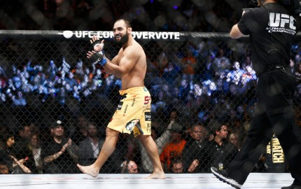 Johny Hendricks (Esther Lin/MMA Fighting)