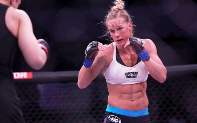 Holly Holm (Will Fox/Sherdog)
