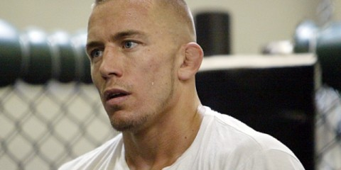 Georges St-Pierre (Jeff Sherwood/Sherdog)
