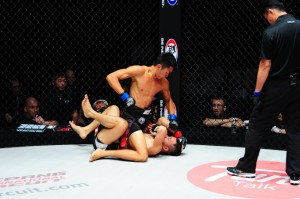 Subba (top) (ONE FC)