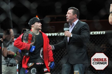 RFA Flyweight Champion Zach Makovsky (Phil Lambert/The MMA Corner)