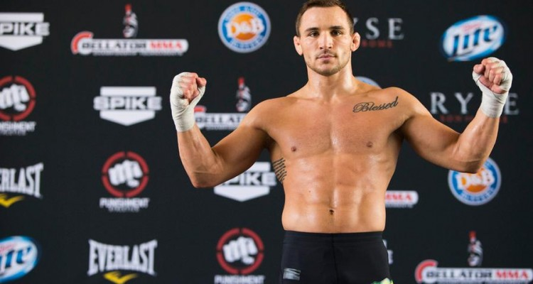 Michael Chandler (Ester Lin/MMA Fighting)