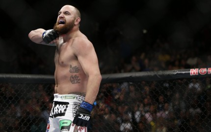 Travis Browne (Esther Lin/MMA Fighting)