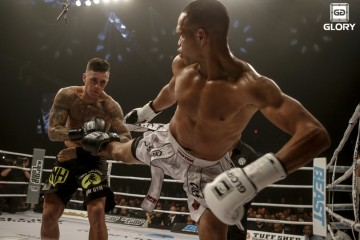 Nieky Holzken vs Raymond Daniels (GLORY Sports International)