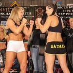 Munah Holland vs. Nina Ansaroff