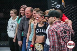 Barb Honchak (Jeff Vulgamore/The MMA Corner)