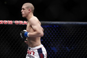 Joe Lauzon (Esther Lin/MMA Fighting)