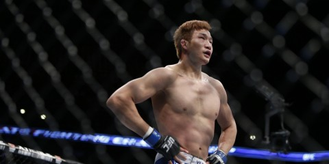 Hyung Gyu Lim (Esther Lin/MMA Fighting)