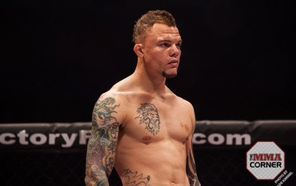 Anthony Smith (Jade Kimmel/The MMA Corner)