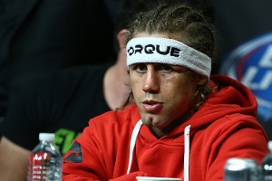 Faber will meet McDonald in the co-main event at UFC on Fox 9 (Dave Mandel/Sherdog)