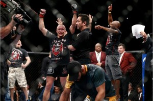 gsp welter ester lin mma fighting