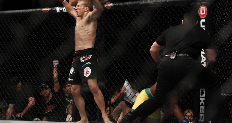 T. J. Dillashaw (Esther Lin/MMA Fighting)