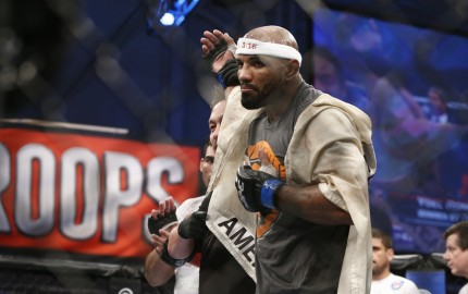 Yoel Romero (Esther Lin/MMA Fighting)