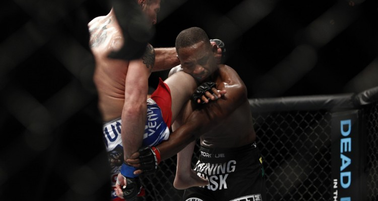 Yves Edwards (Esther Lin/MMA Fighting)