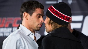The rematch between Urijah Faber and Renan Barao is set for UFC 169 (Esther Linn/MMA Fighting)