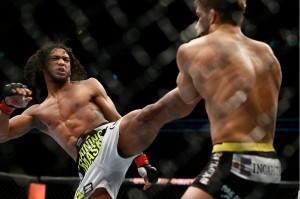 It was another close decision victory for Ben Henderson at UFC on Fox 10 (Esther Linn/Sherdog)
