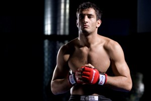 Gegard Mousasi (Esther Lin)