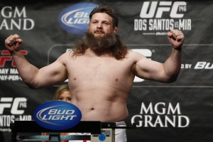 Roy Nelson (Esther Lin/MMA Fighting)