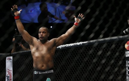Daniel Cormier (Esther Lin/MMA Fighting)