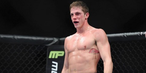 Matt Riddle (James Law/Heavy MMA)