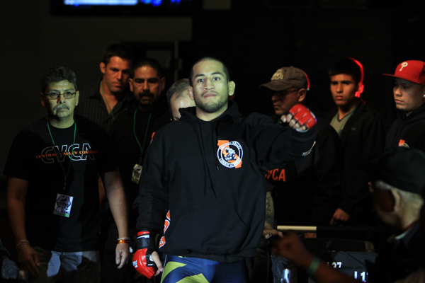 Joe Soto (Jeff Sherwood/Sherdog)