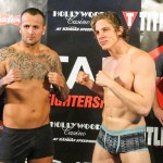 Michael Kuiper vs. Matthew Riddle