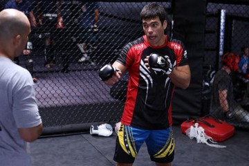 """The Dragon"" will get the title shot at UFC 173 instead of Belfort (Dave Mandel/Sherdog)"