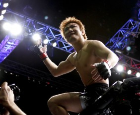 Takanori Gomi (Esther Lin/MMA Fighting)